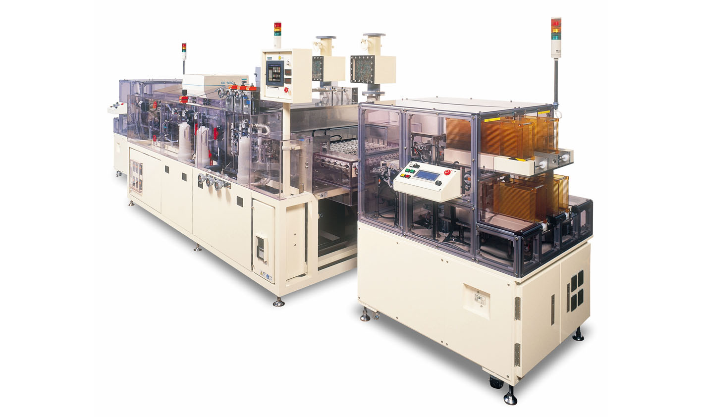 FPD manufacturing equipment